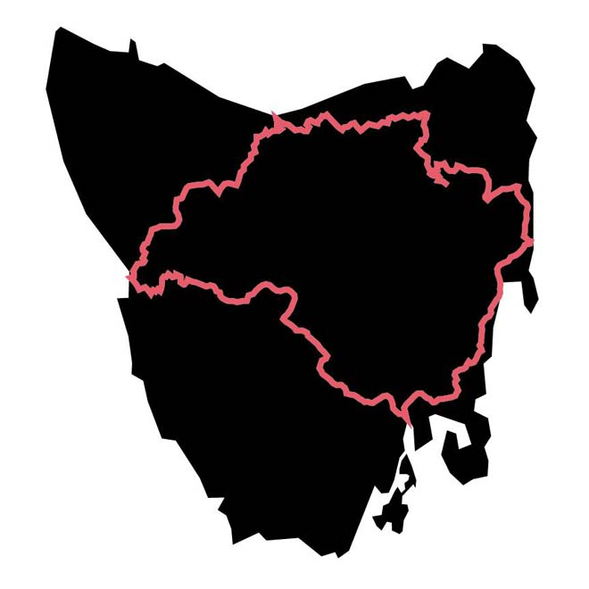 Credit Card Tour  - Route Tasmania