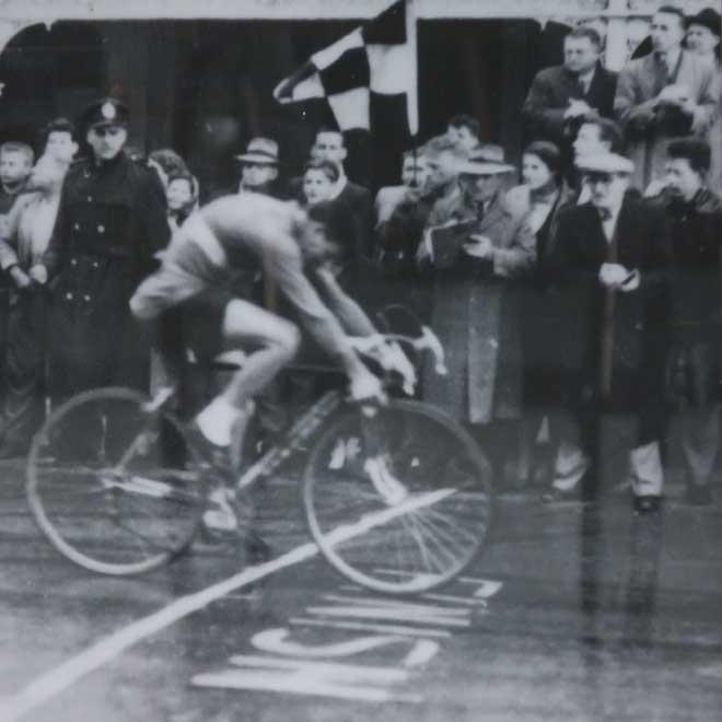Umberto Gigliotti - Former Racing days