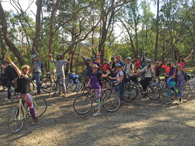 Warburton Rail Trail Ride